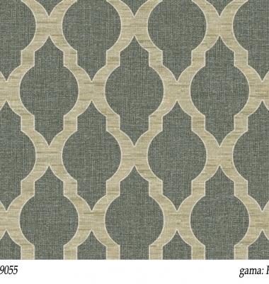 Tapet-verde-cu-romburi-gama-FIBRA-Cristiana-Masi-cod-9055