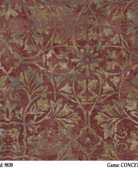 Tapet-vintage-Cristiana-Masi-Parato-gama-CONCETTO-cod-9838