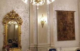 Vopsea lavabila sidefata gama Marcopolo Luxury