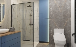 Design interior baie