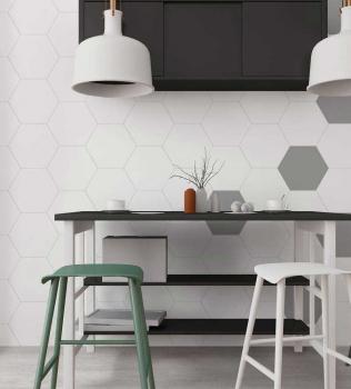Gresie hexagonala simpla Element