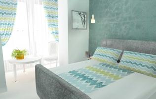 Amenajare dormitor cu Marcopolo Luxury