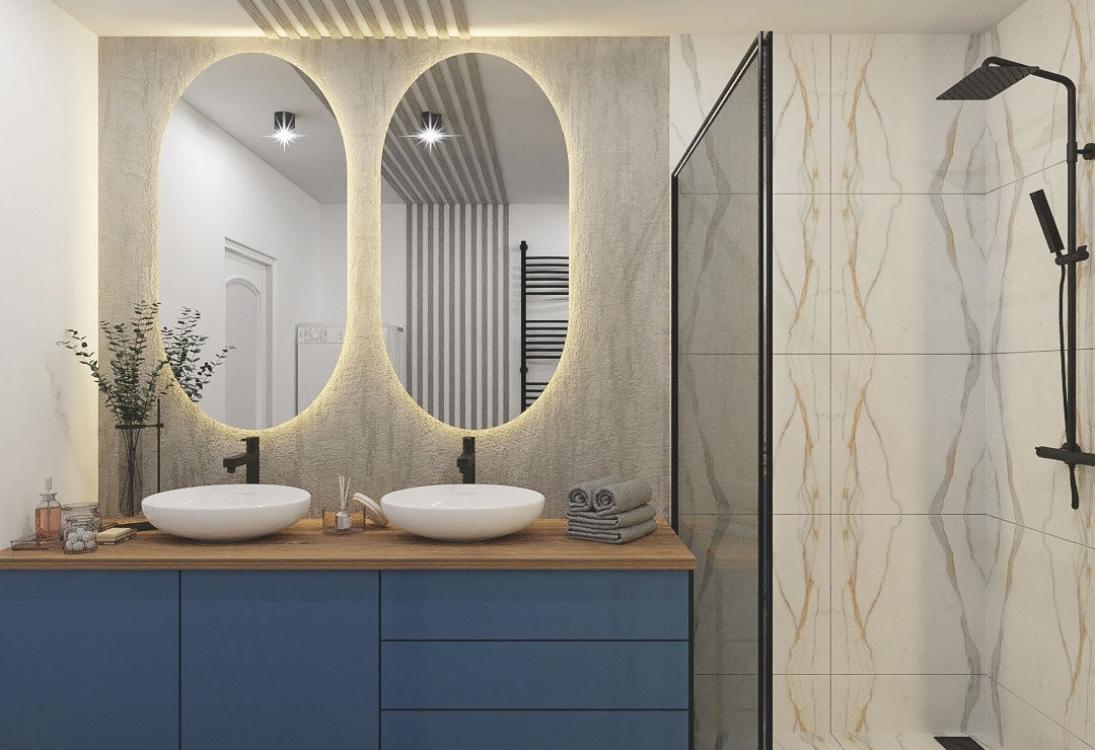 Design interior – sali de baie