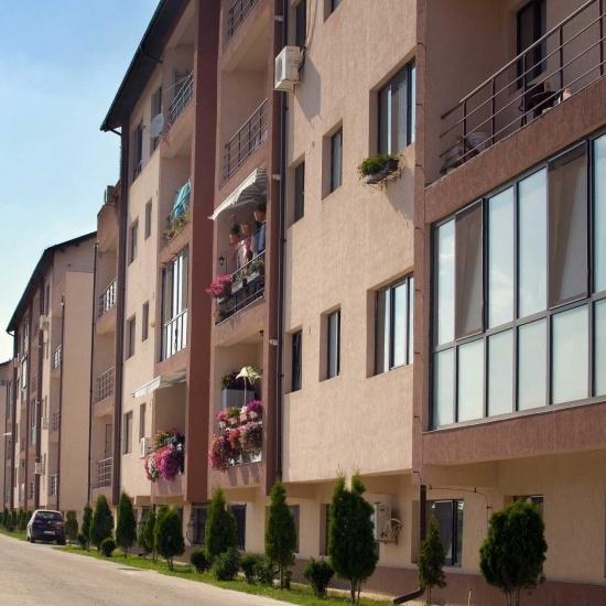 Amenajare apartamente Apusului Residence