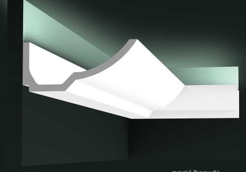 Scafa pentru lumina indirecta Orac Decor