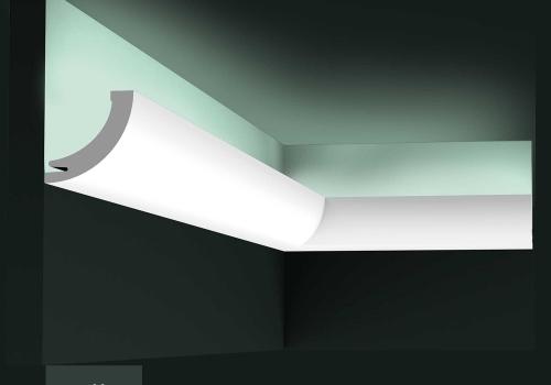 Cornisa cu banda LED Orac Decor