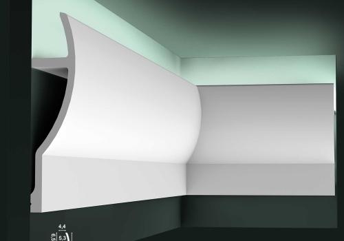 Profil cu banda LED Orac Decor