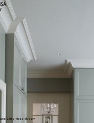 cornisa flexibila pentru tavan C217