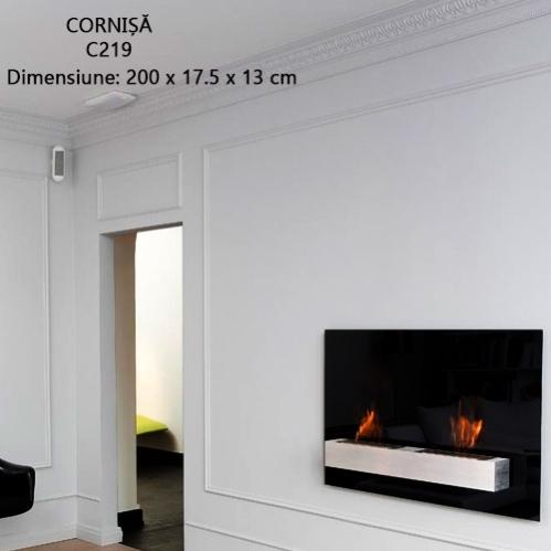 cornisa flexibila tavan C219