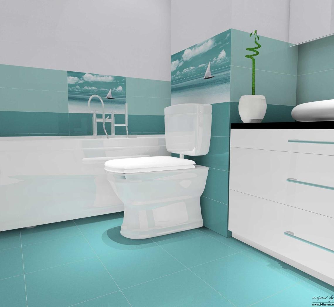 faianta-turcoaz-pentru-baie