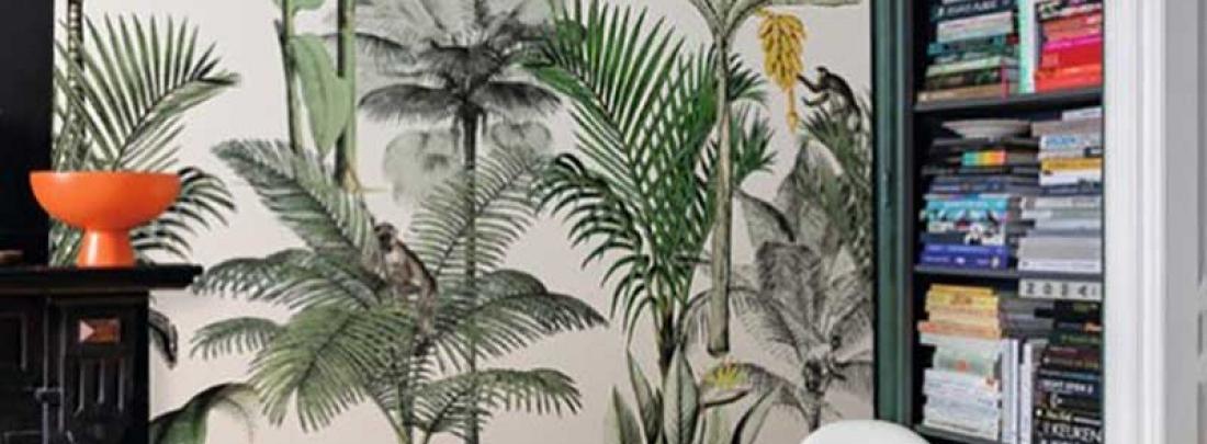 Fototapet Club Botanique