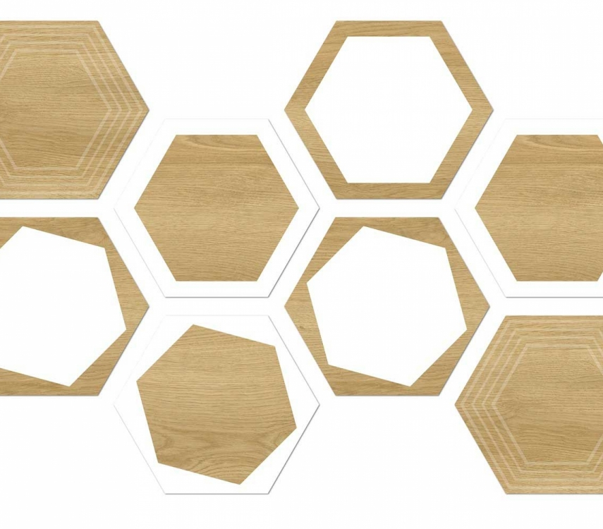 gresie-hexagon-decorativa