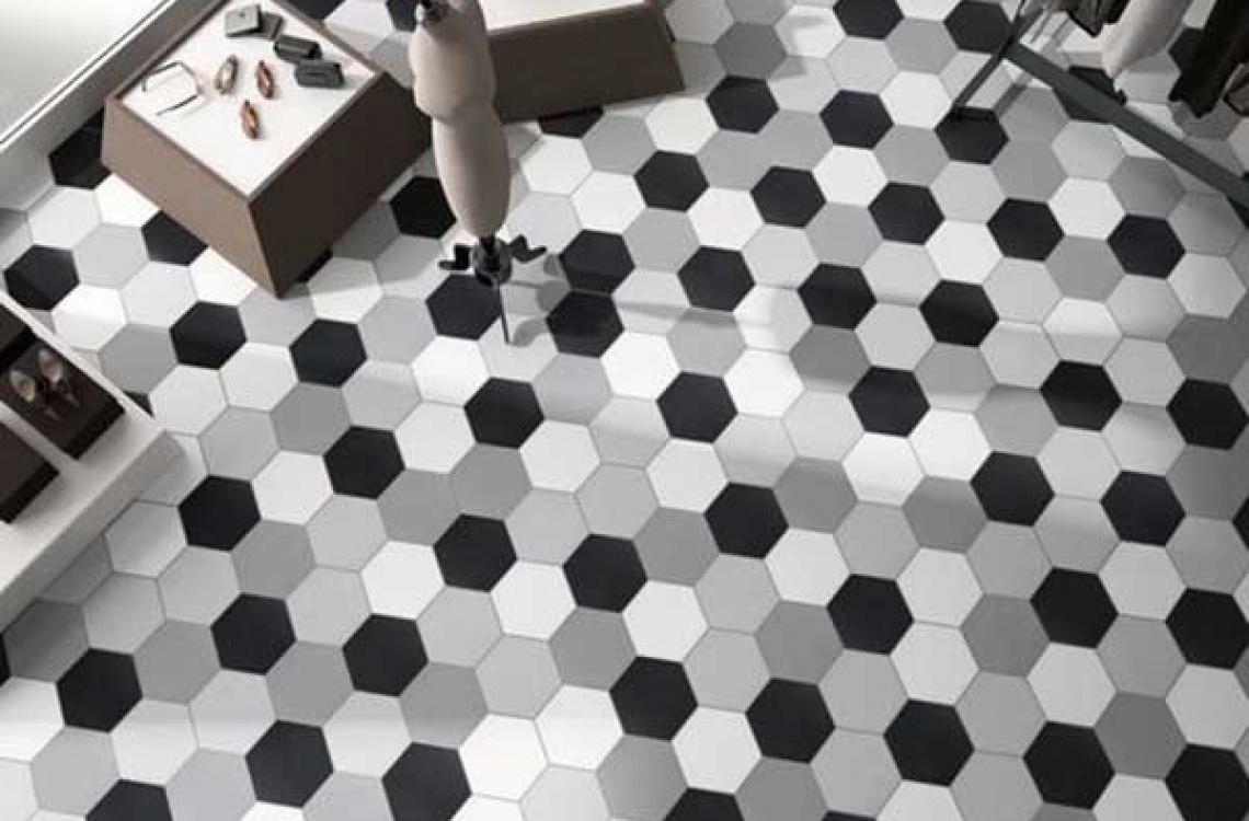 gresie-hexagonala-amestec-culori