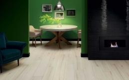 Gresie rectificata tip parchet gama Wood