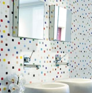 Mozaic din sticla gama COLORS