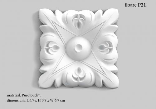 Decor floare perete Orac Decor
