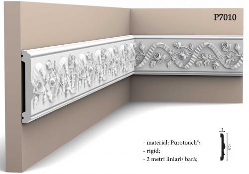 profil decorativ, duropolimer, brau decorativ, cornisa, orac decor, bagheta perete