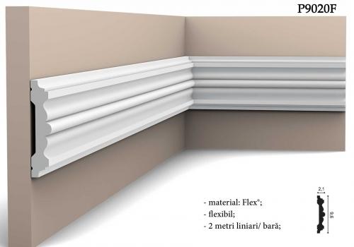 Brau flexibil decor perete Orac P9020F