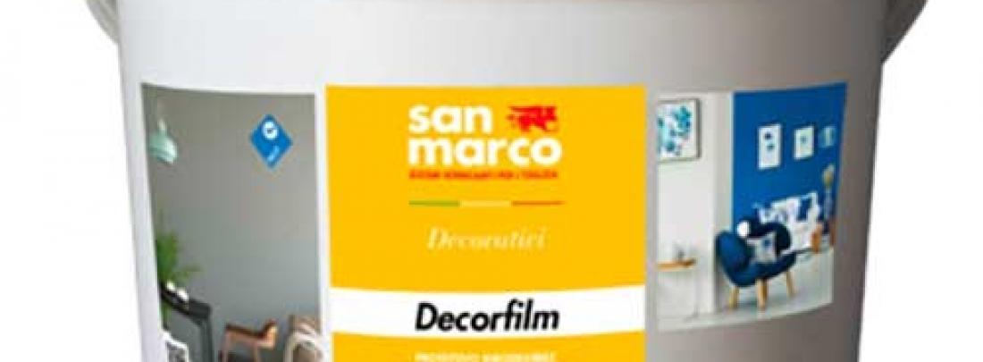 Solutie de protectie pentru tencuieli Decorfilm