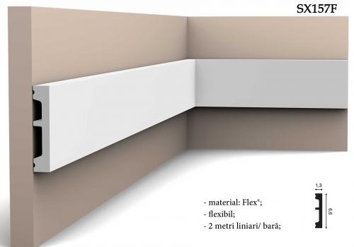 Brau flexibil canal cablu Orac Decor SX157F