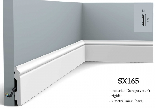 Plinta decorativa Orac SX165