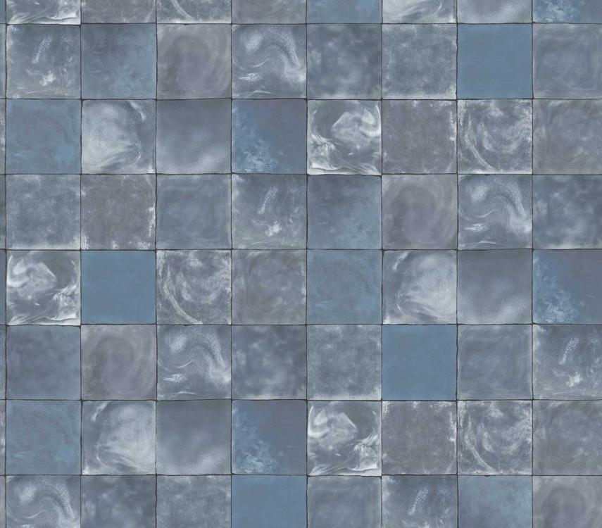 tapet-albastru-tip-faianta-7347