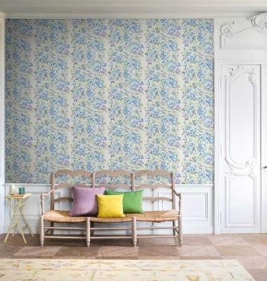 tapet-lavabil-floral-pentru-living-fiore