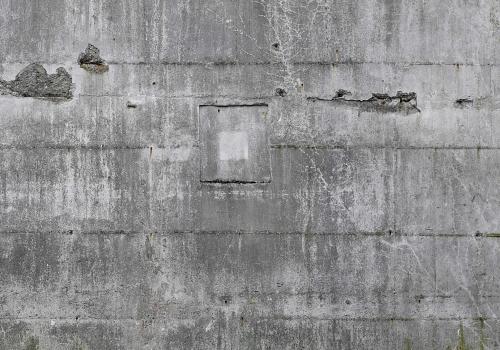 Tapet stil industrial cu aspect de perete nefinisat
