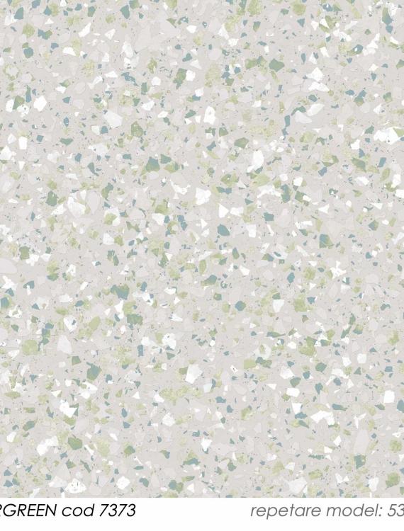 tapet-tip-mozaic-verde-7373